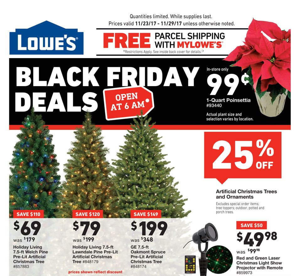 lowes black friday page 1